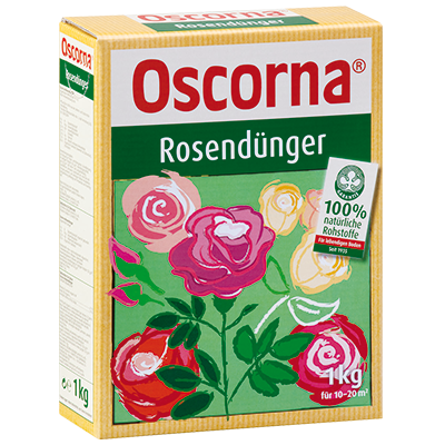 OSCORNA-Rosendünger